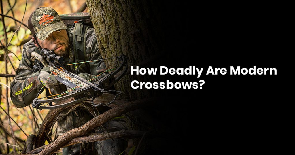 How Deadly Are Modern Crossbows?