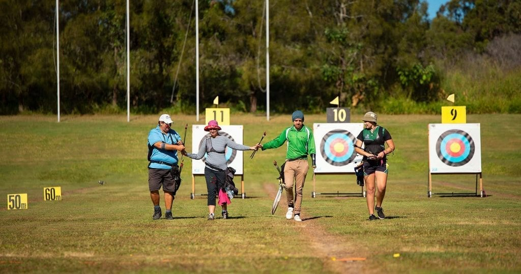 Archery Distances