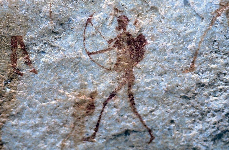 Bow and Arrow Prehistoric
