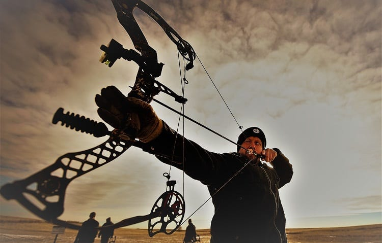 fast compound bow