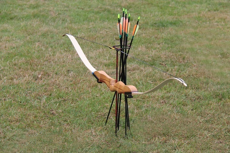 Bow With Arrows