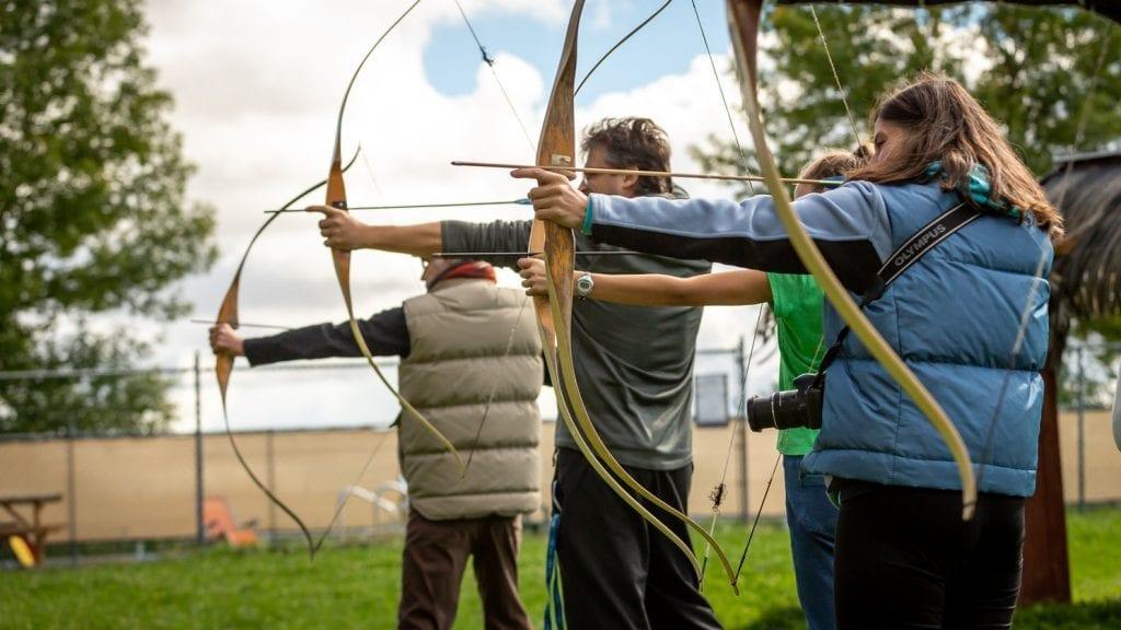Archery Starting