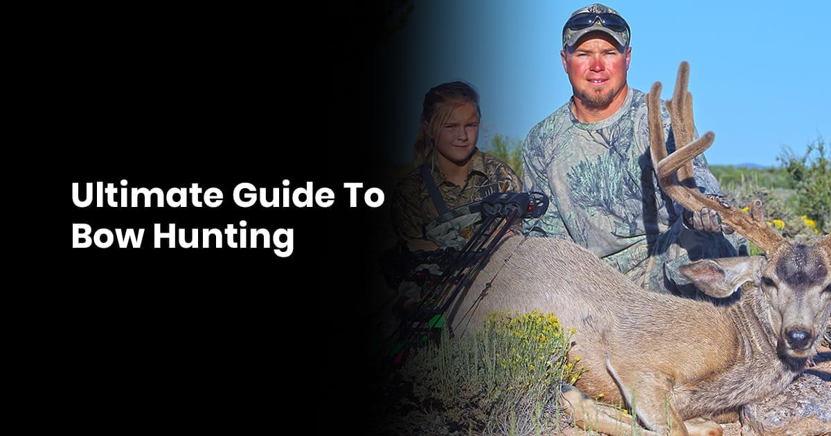 Ultimate Guide To Bow Hunting