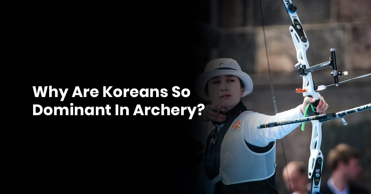 Why Are Koreans So Dominant In Archery