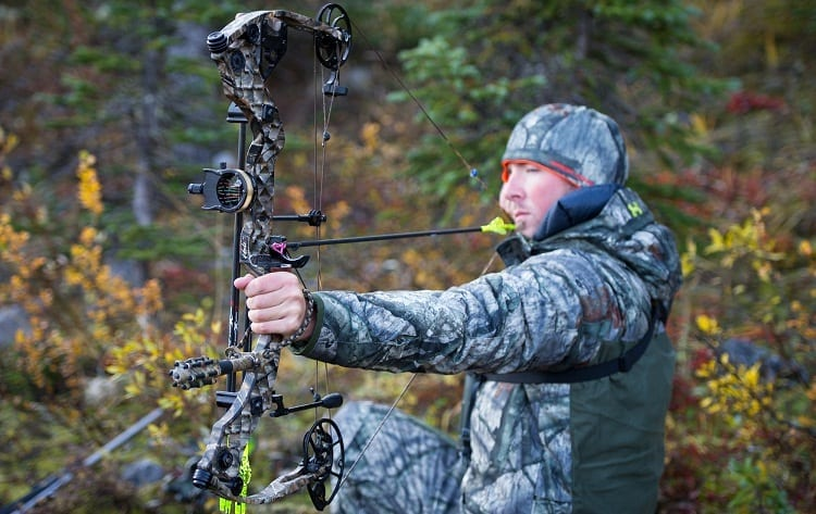 draw weight archery