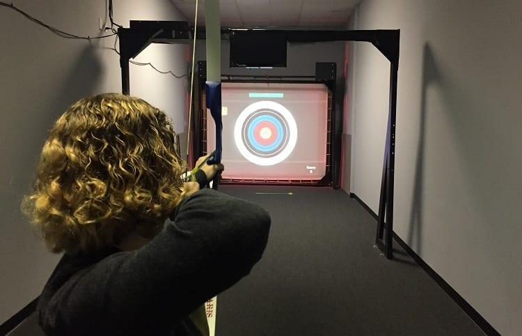 archery virtual practice
