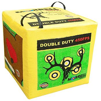 Morrell Double Duty Archery Target