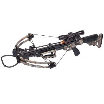CenterPoint Specialist XL 370 Camo- Crossbow
