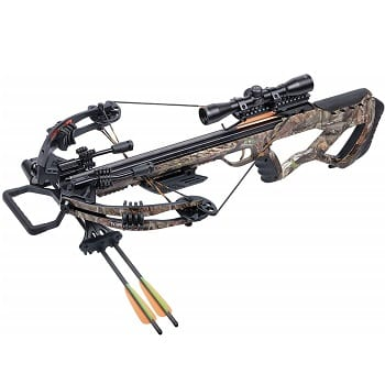 CenterPoint Tormentor Whisper AXCTW185CK Compound Crossbow