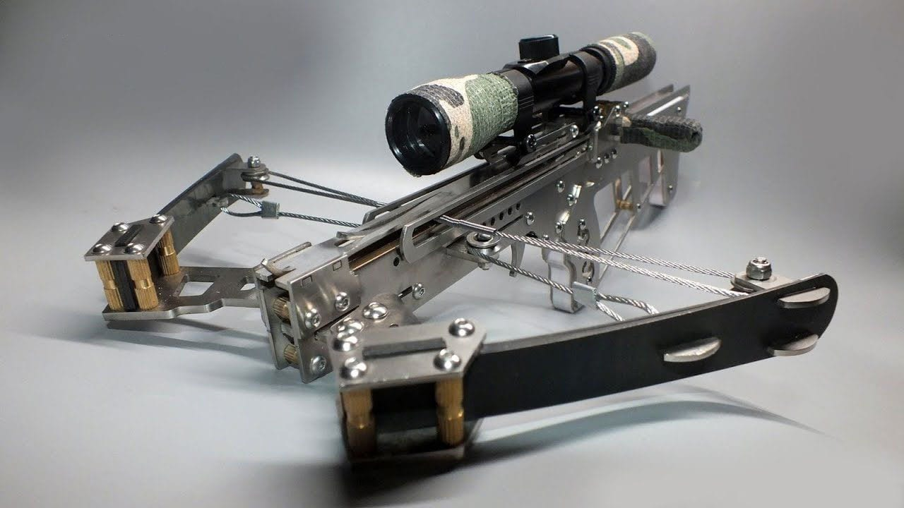 Stainless Steel Crossbow