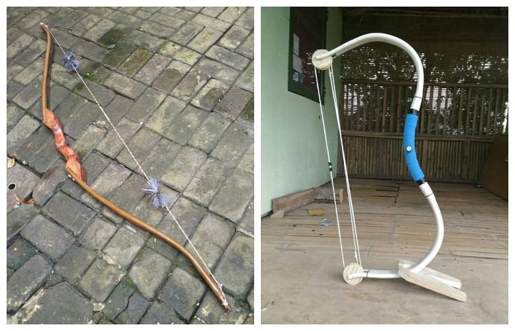 DIY Recurve vs Compound Bows