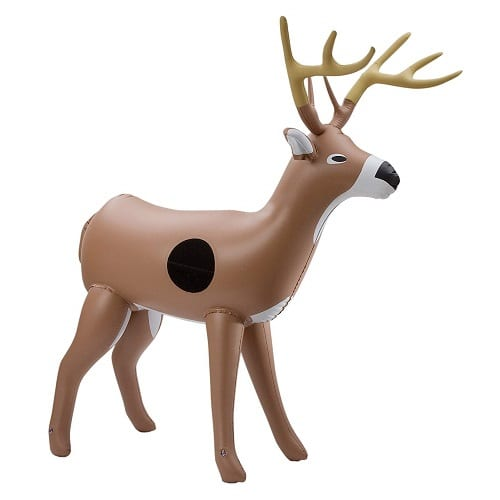 "Nxt Generation Jumbo Deluxe 58"" Life Sized Painted 3D Inflatable Deer Target"